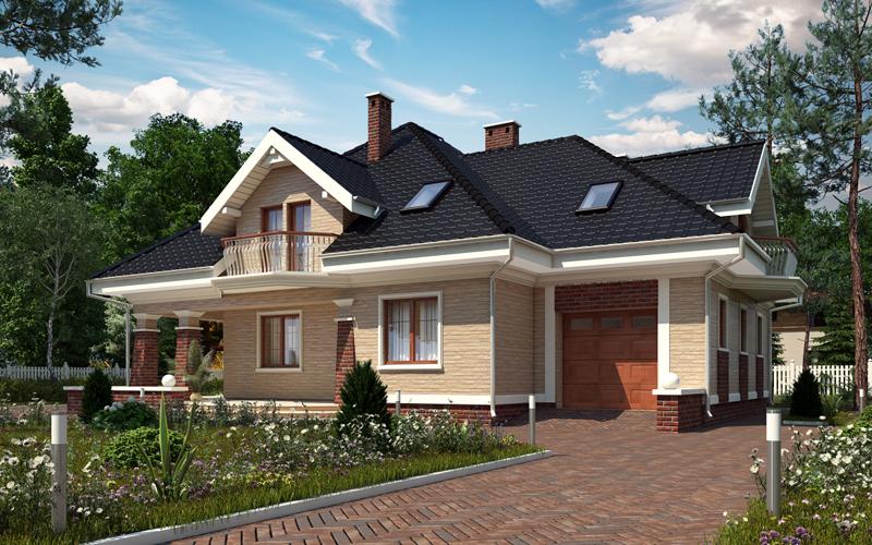 Проекти будинків та котеджів  77cb001805588