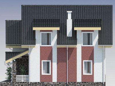 """Проект будинку """"Кленовий лист"""""""