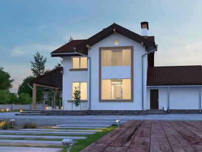"""Проект будинку """"Рима"""""""