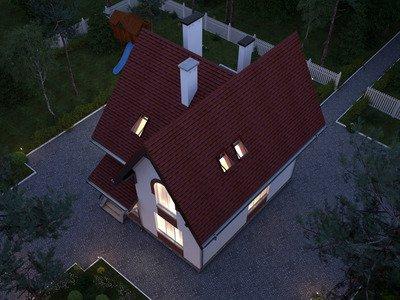 """Проект дома """"Тимур"""""""