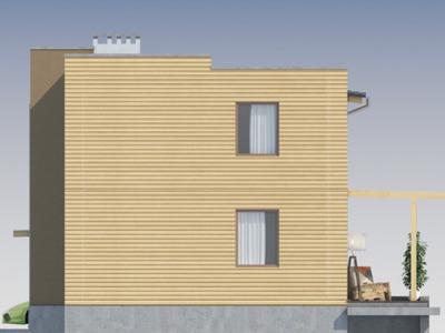 """Проект будинку """"Міні Моде"""""""