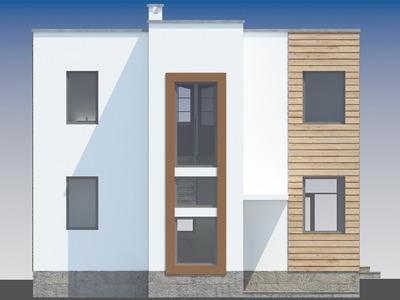 """Проект будинку """"Міні"""""""