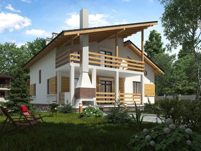 "Проект дома ""Николай"""