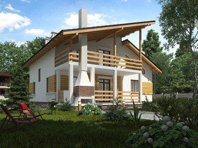 "Проект будинку ""Микола"""