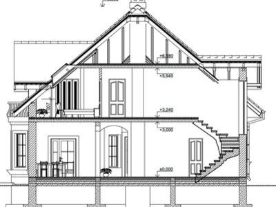 "Проект дома ""Браун"""