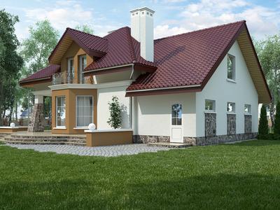 """Проект будинку """"Яворів"""""""