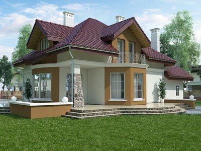 "Проект дома ""Яворив"""