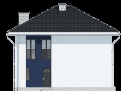 """Проект будинку """"Вілла"""""""