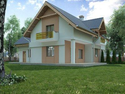 """Проект будинку """"Георгій"""""""