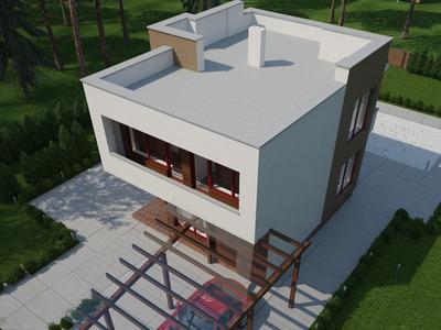 """Проект дома """"Езил"""""""