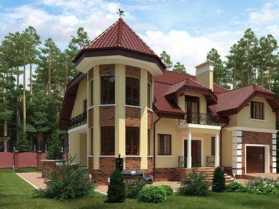 "Проект будинку ""Фортуна Дует"""