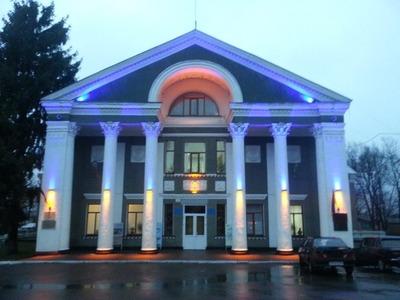 Архітектурне освітлення 2011-2014