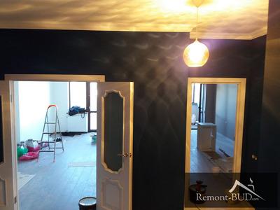 Ремонт 2-ком. квартиры по ул. Зеленой