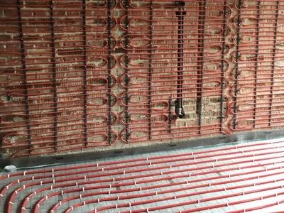 Теплі стіни і підлога, 2016