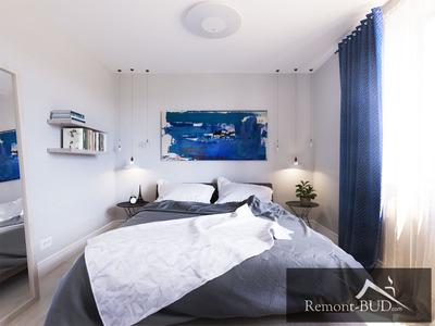 Спальня в стилі хай-тек