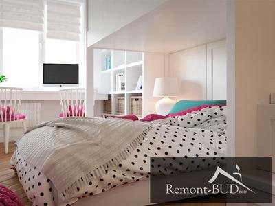 Спальня для юної леді