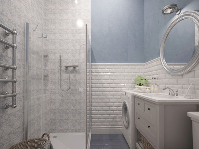 Ванна кімната в сучасному стилі